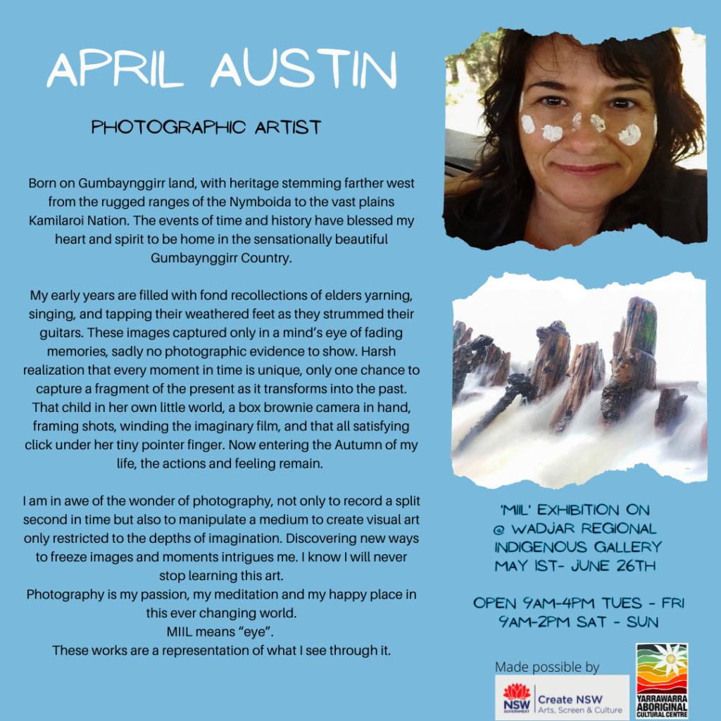 MIIL Photographic Exhibition on now at Yarrawarra Aboriginal Cultural Centre