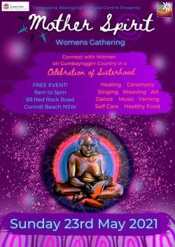 Mother Spirit Womans Gathering at Yarrawarra Aboriginal Cultural Centre